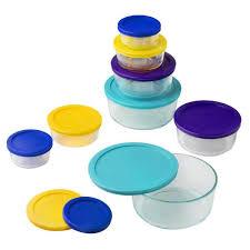 simply love 18 piece round glass