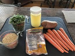 instant pot dog food hobby stash
