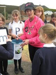 Councillor Hilary Cox Visit to School 2014 (12) – Reedham Primary School