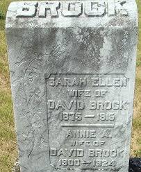 "Annie Adelaide ""Addie"" Tapp Brock (1900-1924) - Find A Grave Memorial"