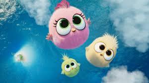 2560x1440 Zoe, Vivi, and Sam-Sam in Angry Birds 2 1440P Resolution ...
