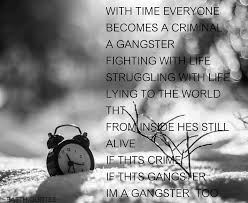gangster quotes home facebook
