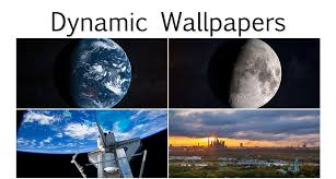 dynamic wallpapers for macos mojave and