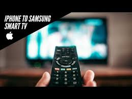 how to connect iphone to samsung smart