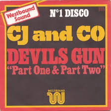 Devil's Gun (Part 1) / Devil's Gun (Part 2) by C. J. & Co. (Single ...