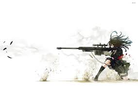 anime sniper wallpapers on wallpaperplay