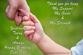 happy birthday dear dad