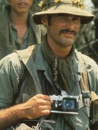 Sean Flynn shown here with the Leica in... - LHSA -The International Leica  Society | Facebook
