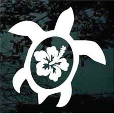 Turtle Car Decals Stickers Decal Junky
