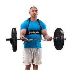 body solid bicep er arm blaster bb23