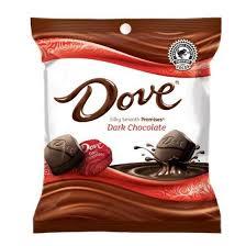 dove promises dark chocolate peg bag 2