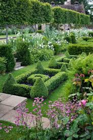 my garden french parterres and your