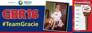 Gracie West - Game Ball Relay Runner (GBR16) - SSM Health Cardinal Glennon  Children's Foundation