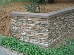 Faux Stone Panels The Blog On Cheap Faux Stone Panels Landscaping Retaining Walls Exterior Wall Design Retaining Wall Design