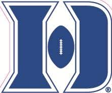 Amazon Com 2 Inch Football D Logo Decal Duke University Blue Devils Removable Wall Sticker Art Ncaa Home Room Decor 2 1 2 By 2 Inches Baby