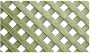 Treated Pine Lattice Panel 5 8 In 4x8 Pressure Treated Products