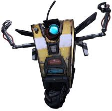 Claptrap The Fragtrap Characters Art Borderlands The Pre Sequel Borderlands Borderlands Art Art Gallery