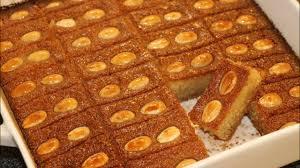 Hakiki şambali tatlısı nasıl yapılır tarifi / irmikle yapılanŞambali Şam  tatlısı tarifi kolay tatlı - YouTube