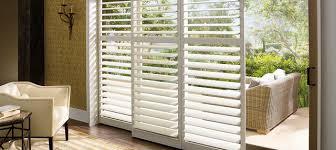 shutters sliding glass door shutters