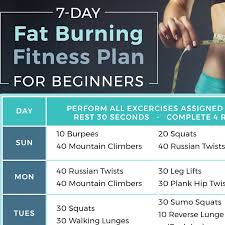30 day workout plan gym full body