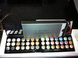 mac makeup from hair finesse salon