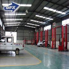 china long span commercial use prefab