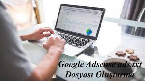 google adsense ads txt dosyası
