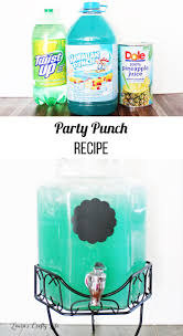 the best party punch recipe ever