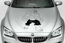 Incredible Hulk Custom Car Decal Sticker 7 X 10 10 99 Picclick