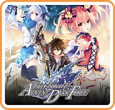 Fairy Fencer F Advent Dark Force Review Switch Switch Rpg