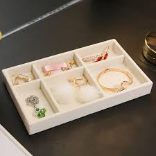 drawer diy jewelry storage tray ring