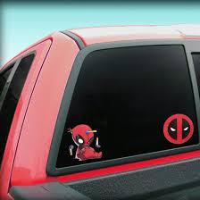 Chroma Marvel Deadpool Decal Kit By Chroma At Fleet Farm