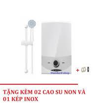 Mua Máy nước nóng trực tiếp không bơm Ariston SM45E-VN + Tặng 02 cao su non  và 01 kép inox - Chất Lượng Cao giá chỉ 2.015.000₫