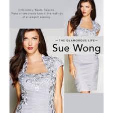 sue wong women s designer dresses on