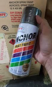 anchor aerosol spray paint 29 flat