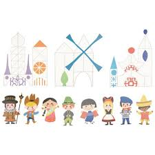 Disney It S A Small World Wall Decals A Complete Guide Disneynews