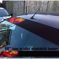 Buy 60 Clark Kent Dark Justice Kryptonian Superhero Sun Strip Printed Windshield Car Vinyl Sticker Decal