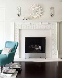 fretwork fireplace