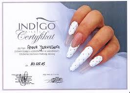 Certyfikaty Fiolet Studio Stylizacja Paznokci Manicure