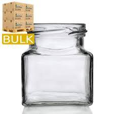 282ml square jars g282mlsq p