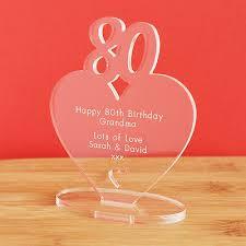 milestone heart keepsake gift idea