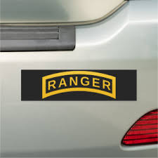 Airborne Ranger Bumper Stickers Decals Car Magnets Zazzle