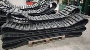 hanix s b580 rubber track 420x100x54