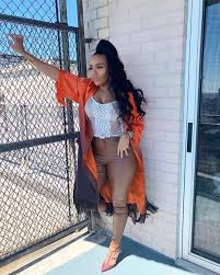 angela simmons looks stunning in this
