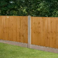 Forest Featheredge Fence Panels