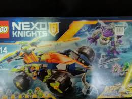 lego nexo knights original toy