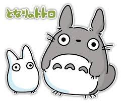 My Neighbor Totoro Studio Ghibli Anime Car Window Decal Sticker 009 Avery Artscraftsmissionstyle Totoro Studio Ghibli Ghibli