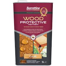 Wood Protective Treatment 5l Clear