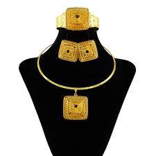 jewelry big pendant necklace black