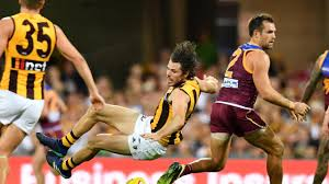 I think he had a bit of a hit list': Isaac Smith and Hawks find out how  hard Luke Hodge hits | Fox Sports
